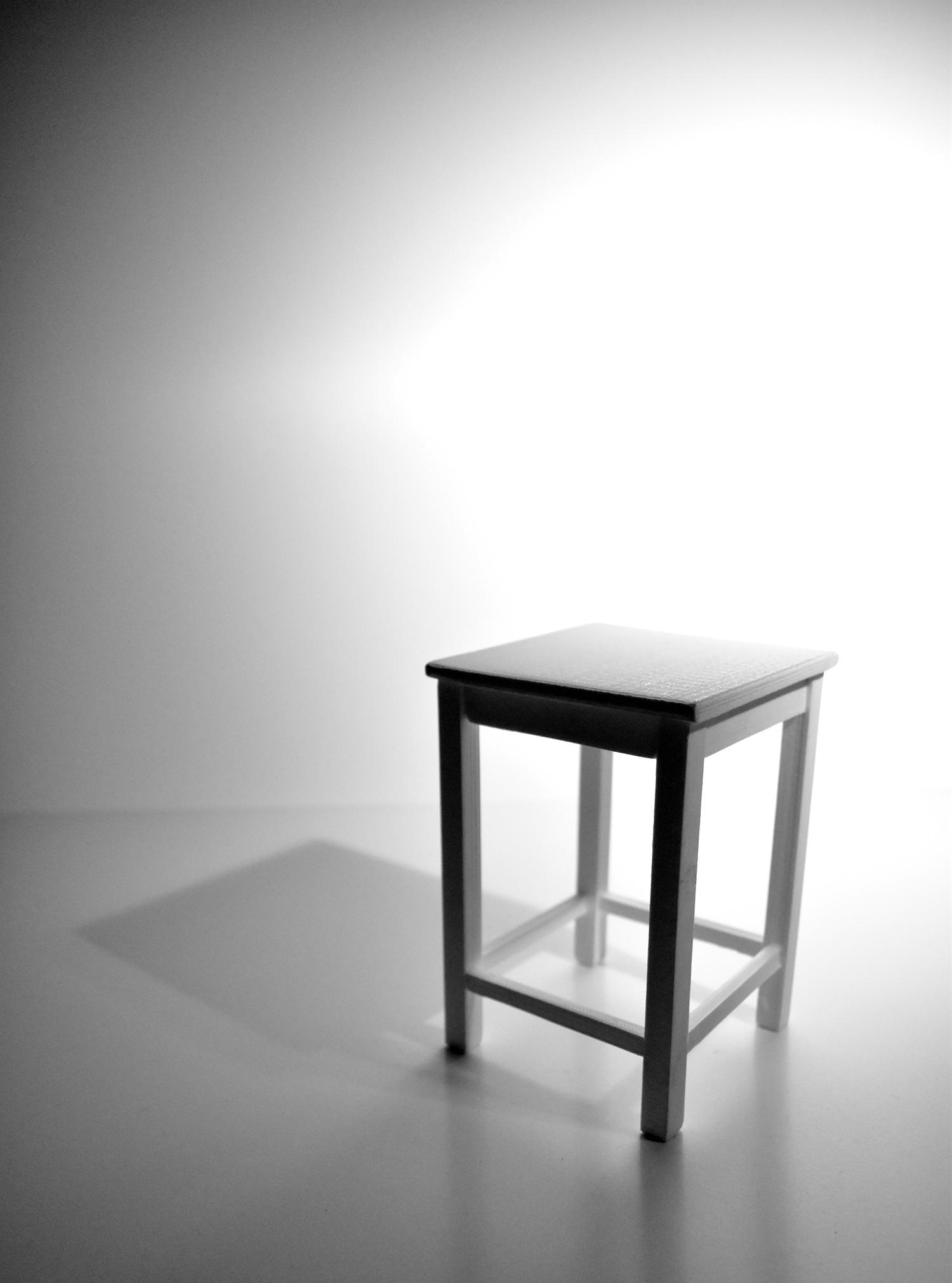 Plečnikov stol za asistenta