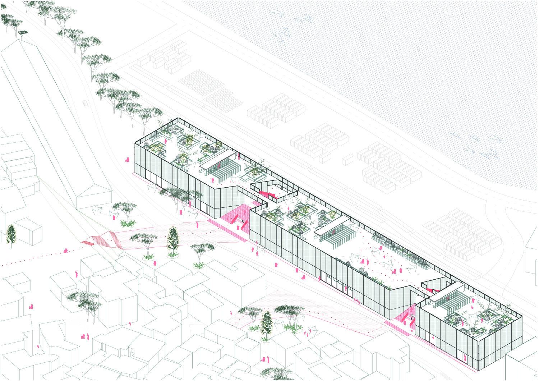 Koprski optimizem - Koprsko stopnišče