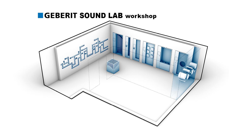 Geberit Sound LAB