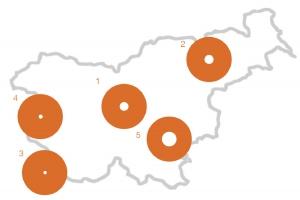 Študentsko bivanje v Sloveniji