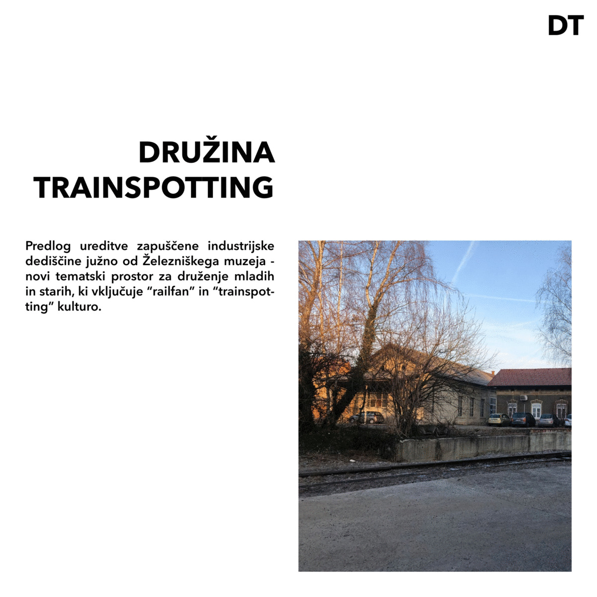 Družina trainspotting