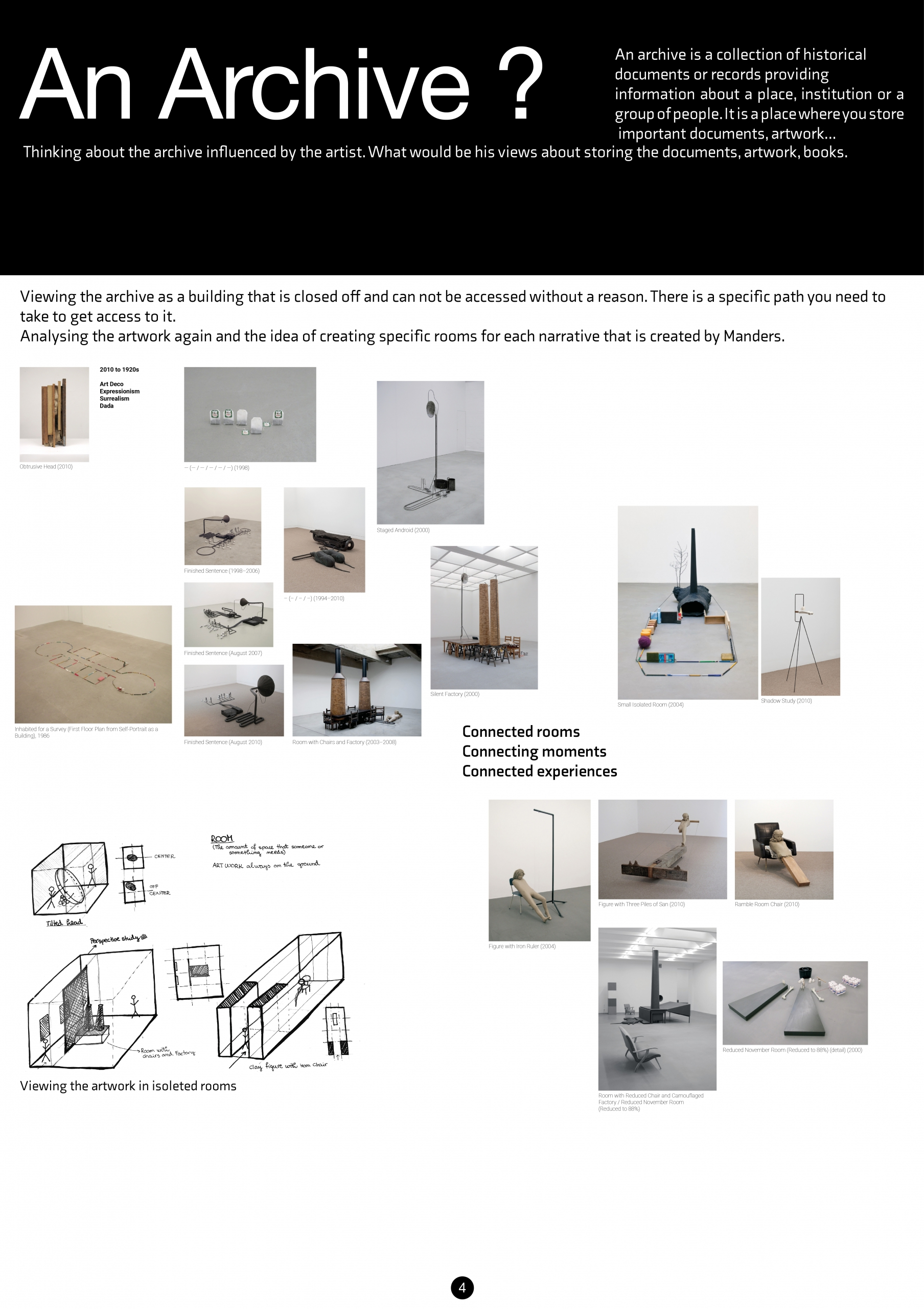 Archive for Mark Manders